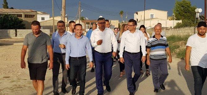 Akdoğan'da Ahmet Latif seçimi kazandı