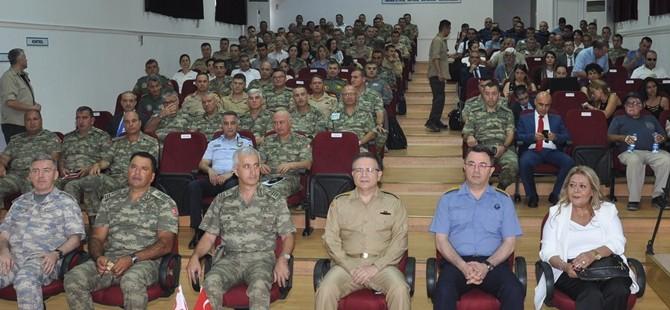 Şht. Teğmen Caner Gönyeli 2018 Arama-Kurtarma Tatbikatı brifingle başladı