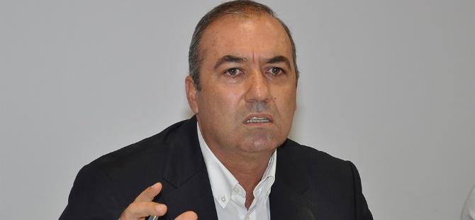"""Sertoğlu: """"Lefkoşa'ya gerçekten katkı sağlayacağıma inandığım için aday oldum"""""""