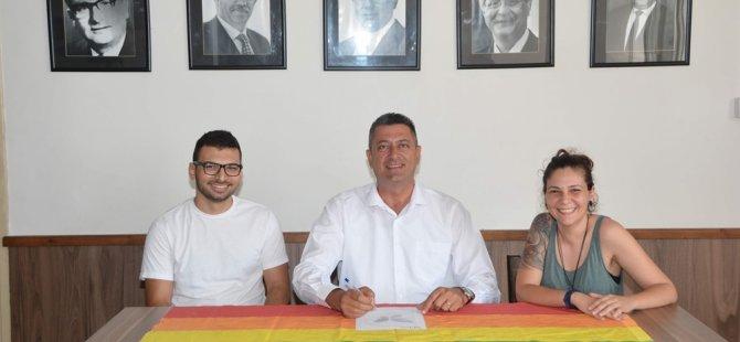 LGBTİ+ Dostu Belediyecilik Protokolü'nü adalıer de imzaladı