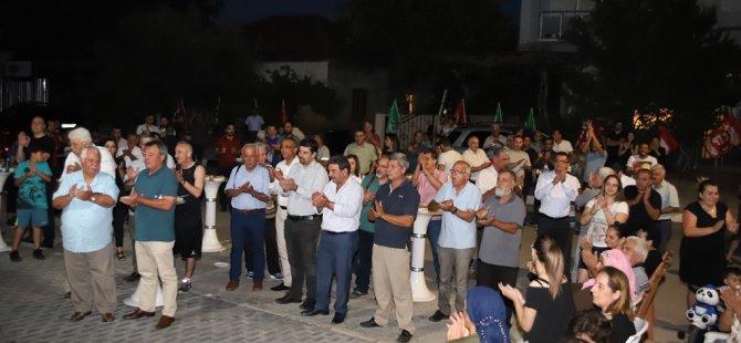 Alayköy'de Hulisi Manisoy seçimi farkla kazandı