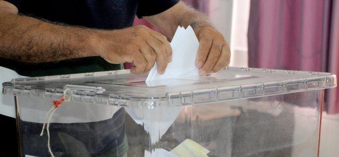 Saat 12.00 itibarıyla en düşük seçime katılım oranı Lefkoşa'da