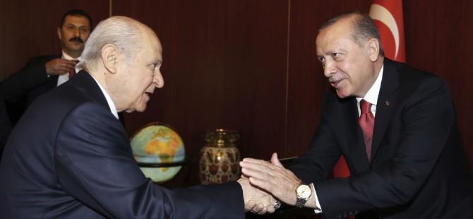 Erdoğan artık Bahçeli'ye mahkum