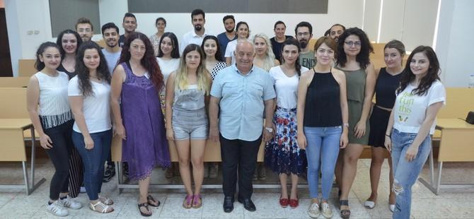 13 Haziran TOLES sınavı en eski ve deneyimli sınav merkezi olan DAÜ'de yapıldı