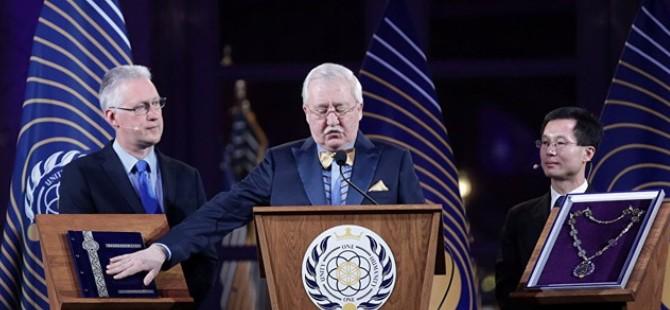 'İlk uzay ülkesi' Asgardia, 'devlet başkanı'nı seçti, vatandaşlarını bekliyor