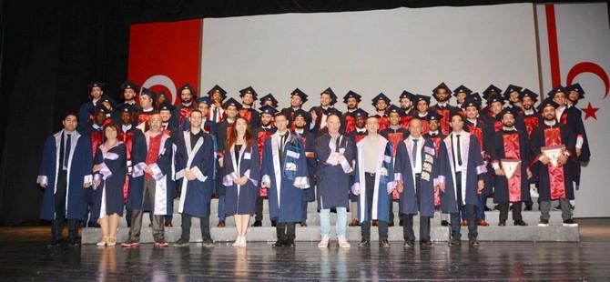YDÜ Mühendislik Fakültesi Bahar Dönemi Mezuniyet Töreni Gerçekleştirildi