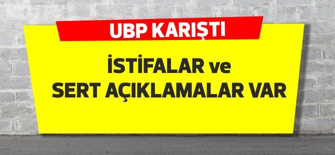 UBP Karıştı, ihraçlar isteniyor