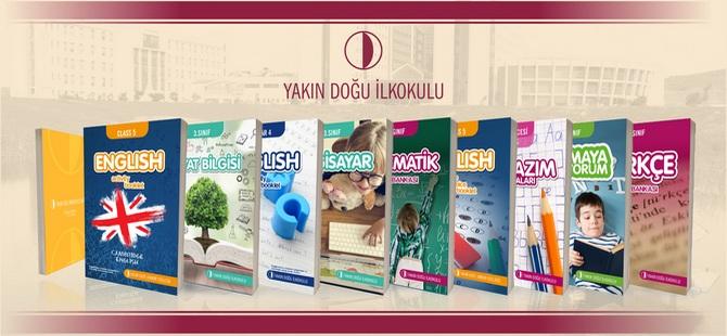 Yakın Doğu İlkokulu'nun Yıllarca Süren Çalışmaları Sonucu 24 Ders Kitabı Örgün Eğitime Kazandırıldı…