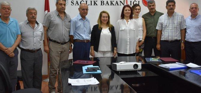 Devlet Laboratuvarı projesi ihale dosyası hazırlanması için sözleşme imzalandı