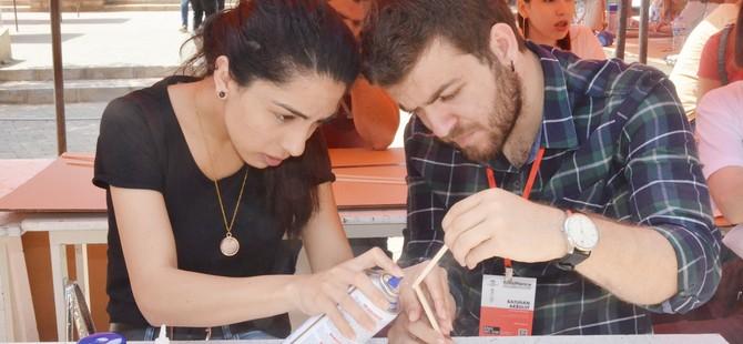 8. DAÜ Uluslararası Tasarım Haftası geleceğe ışık tuttu