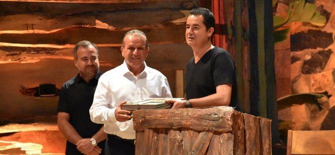 Ataoğlu, Survivor yarışmasının ülketurizmine olumlu yönde katkı sağladığını söyledi.