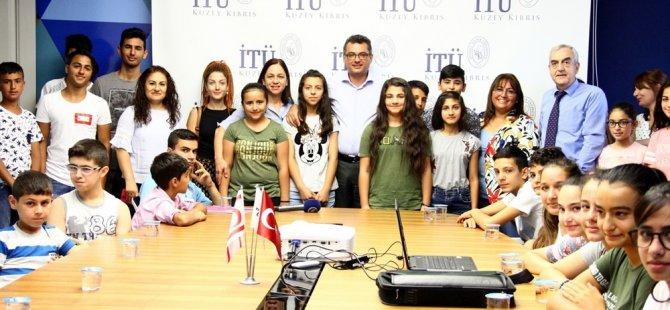 Başbakanlık'tan İTÜ ile birlikte çocuklara ve gençlere yaz kursu