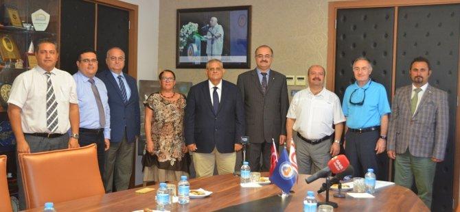 DAÜ VE İTÜ-KKTC arasında işbirliği protokolü imzalandı