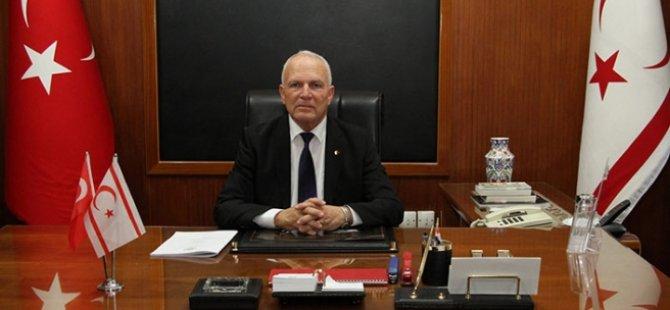 Töre, Erdoğan'ın ziyaretine rum tarafının tepkisini eleştirdi