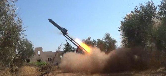 Husilerden Suudi Arabistan'ın Cazan kentine balistik füze saldırısı