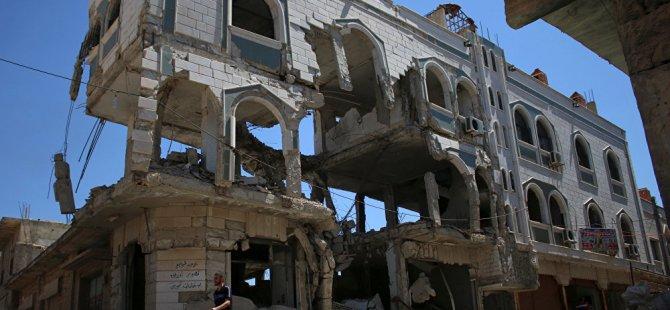 Dera'daki militanlar silah bırakmayı kabul etti