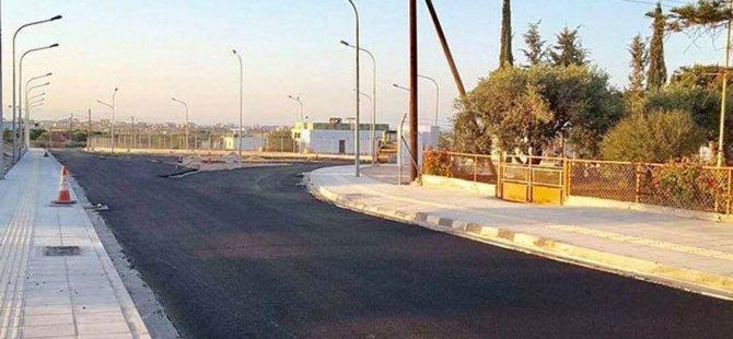 Derinya'daki iki toplumlu merkezin açılışı yapıldı