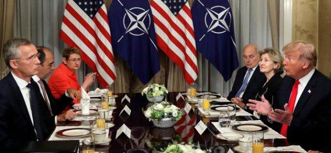 NATO zirvesinde normale dönüş