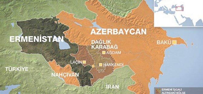 Azerbaycan ve Ermenistan, dağlık Karabağ sorununu görüştü