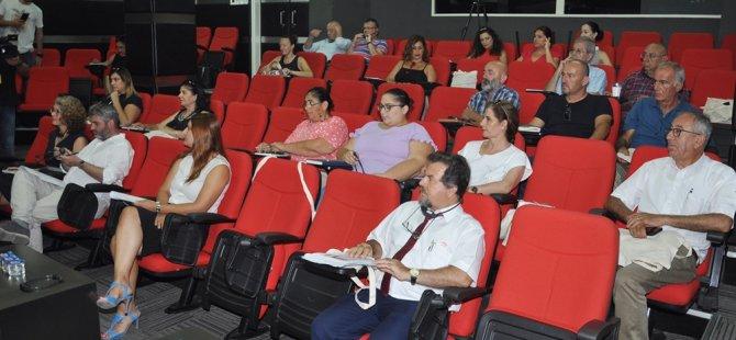 Kurumsal küme yönetişimi VE ağ oluşturma konferansı KTTO'da yapıldı