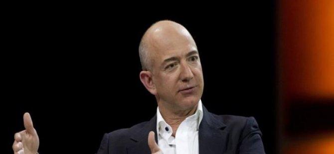 Bezos'un serveti bir günde 3 milyar dolar arttı