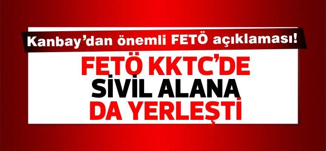 Kanbay: FETÖ'ye karşı TC-KKTC sıkı işbirliği devam ediyor