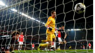 Bayern Arsenal'e 'ağır geldi'