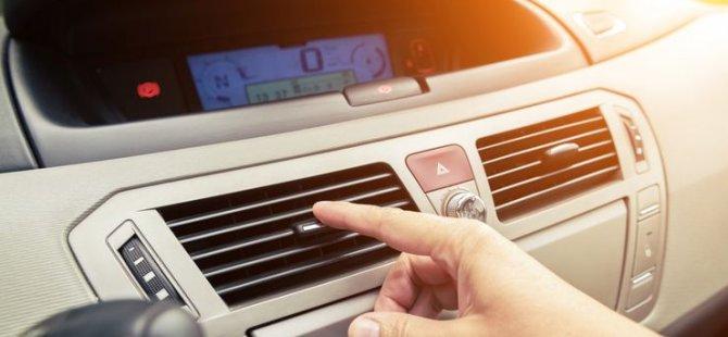 Araç klimalarının yüzle teması yüz felcini tetikliyor