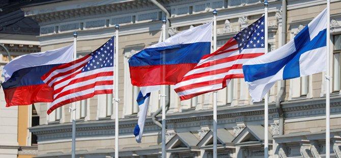 ABD'nin aptallıkla geçen yılları yüzünden Rusya ile ilişkilerimiz hiç olmadığı kadar kötü
