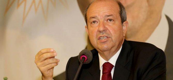 Tatar: KKTC'nin 1. önceliği ekonomik kalkınma olmalı