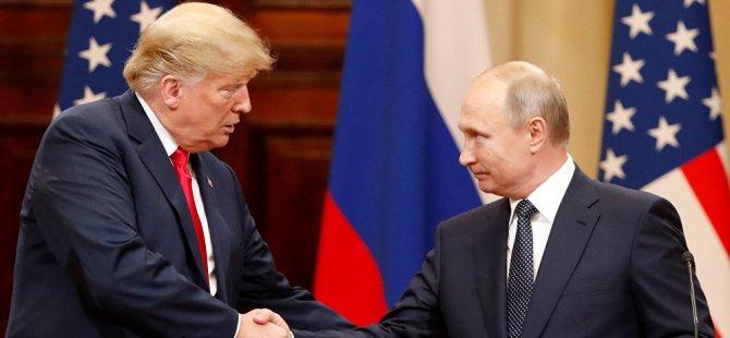 Putin ve Trump gizli anlaşma yapmadı