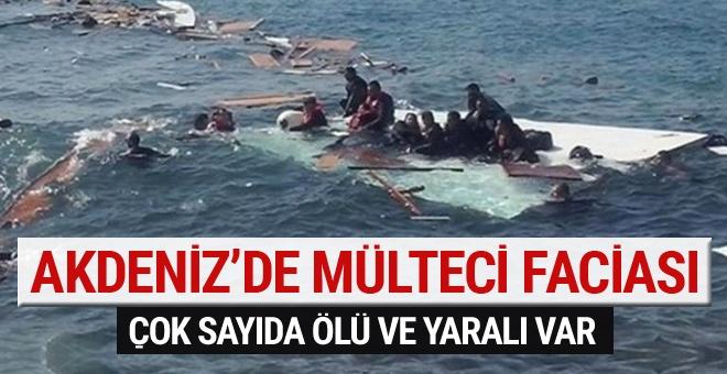 Karpaz'da facia... 16 ölü var, 30 kişi kayıp-- GÜNCELLENDİ-İŞTE İLK GÖRÜNTÜLER
