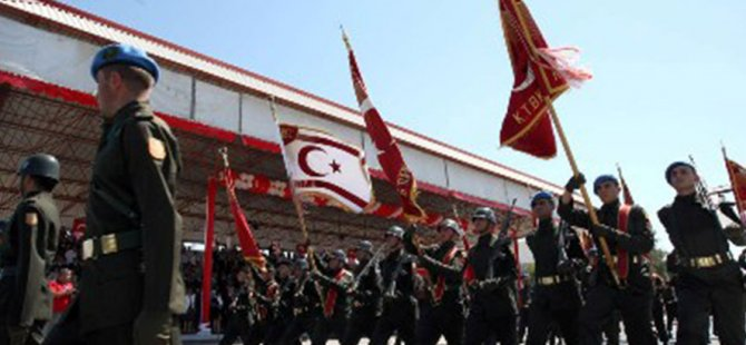 Emperyalist planlarla Kıbrıs'ın Rum - Yunan yapılmasına asla müsaade etmeyeceğimiz bilinmelidir