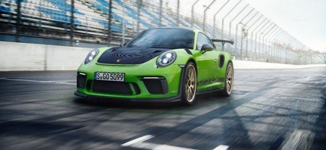 Porsche'den 2018 ilk yarısında tarihi satış rekoru!