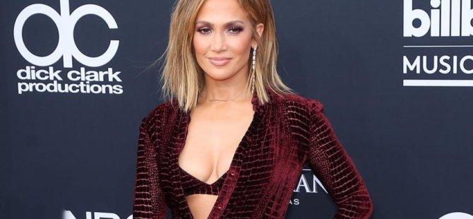 Jennifer Lopez'in fotoğrafına rekor beğeni