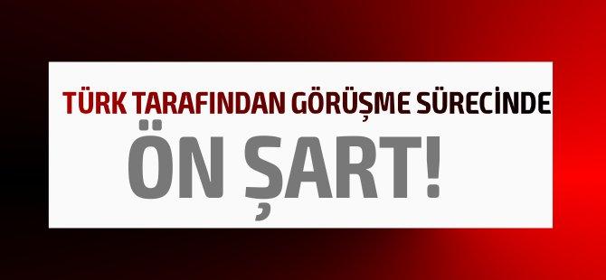 Kıbrıs Türk tarafı BM'ye ön şartlarını iletti!
