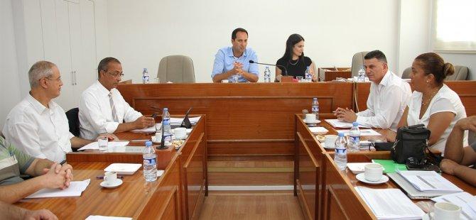 Avrupa birliği uyum yasa tasarılarını görüşmek üzere oluşturulan geçici ve özel komite toplandı