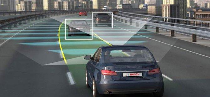 Bosch, otonom araçlar için yol durumu uyarı sistemi geliştiriyor