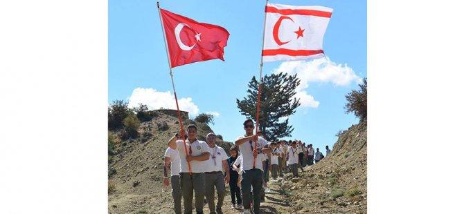 Erenköy milli bilinç kampı, KKTC, TÜRKİYE, GÜRCİSTAN VE KERKÜK'ten izcilerin katılımıyla yapılacak
