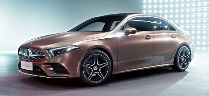 Merakla beklenen 2018 Mercedes A Serisi Sedan tanıtıldı