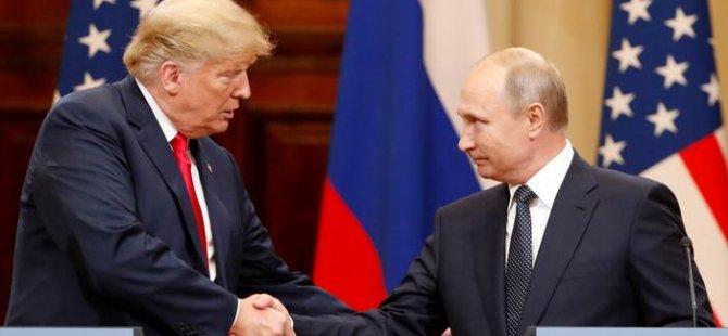 Bir sonraki Trump-Putin görüşmesi 2019'da
