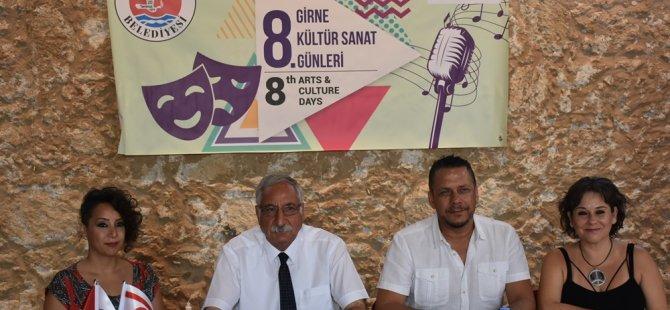 """""""ESARETTEN ÖZGÜRLÜĞE"""" Yarın akşam Girne'de sahnelenecek"""