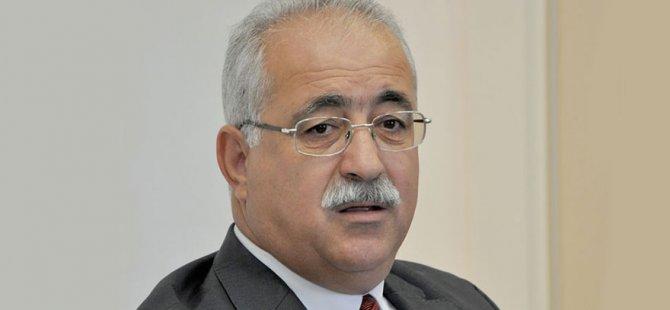 İzcan'dan Özersay'a eleştiri