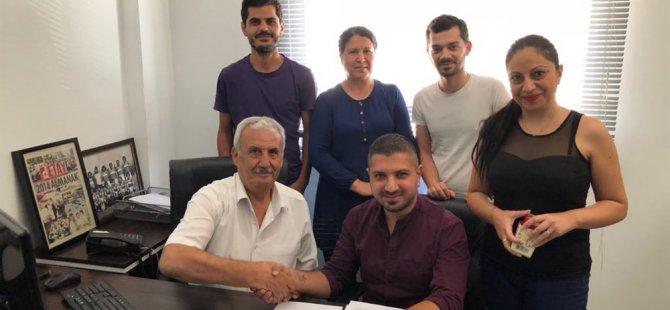 Basın Sen, Detay Gazetesi ile toplu iş sözleşmesi imzaladı