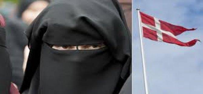 Danimarka'da burka yasağı yürürlüğe giriyor