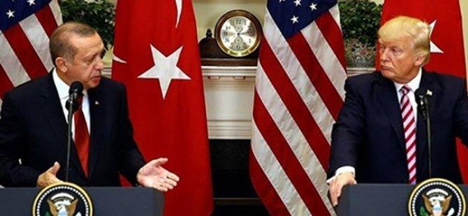 Trump: Erdoğan Pastör Brunson konusunda beni hayal kırıklığına uğrattı