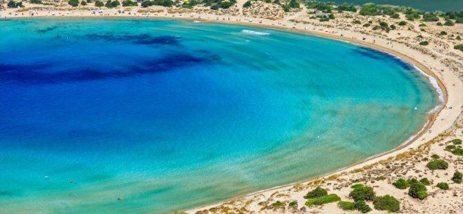 Yunanistan sahilinde tanımlanamayan garip bir cisim bulundu