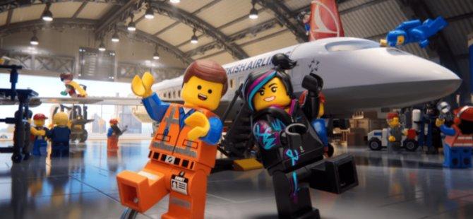 Türk Hava Yolları LEGO karakterleri ile birleşiyor!
