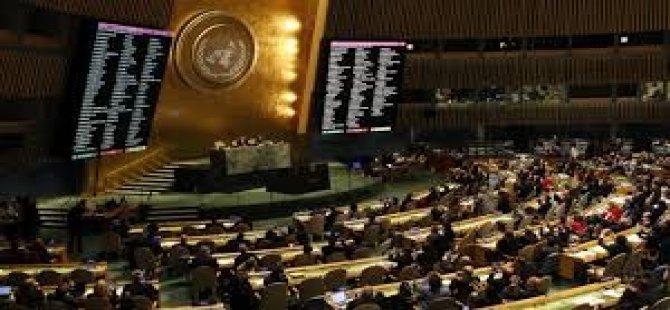 BM Güvenlik Konseyi Kıbrıs İçin beklemede