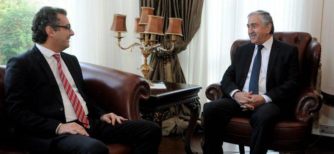 Başbakan Erhürman: Türkiye'deki yetkililerden randevu talep ettik.